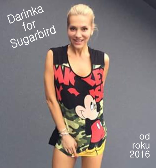 Dara Rolins for Sugarbird